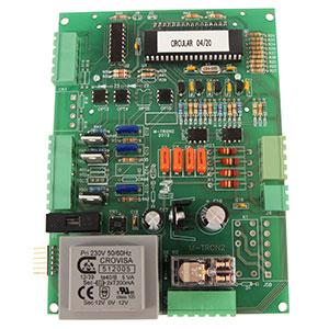 Circuitos impresos para control de Pivot