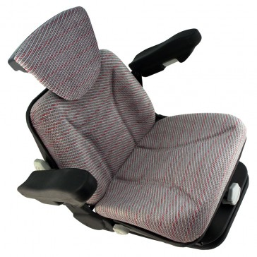 asiento suspension neumatica