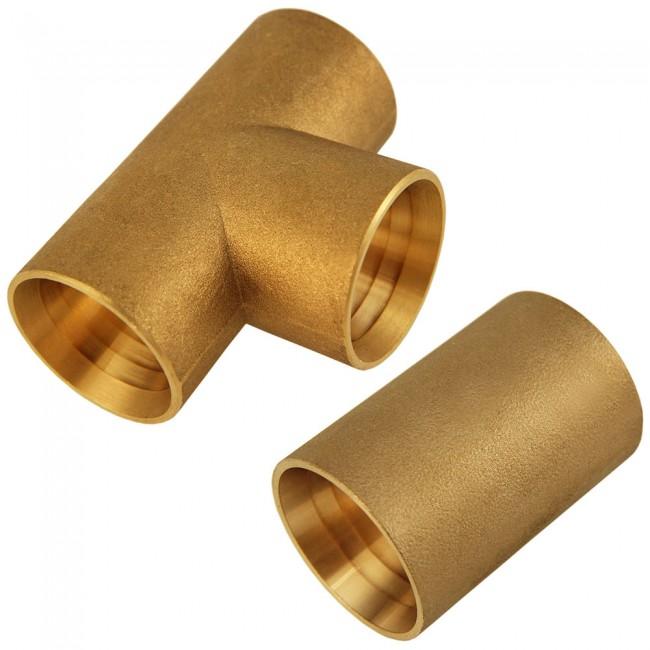 Conexiones r pidas accesorios lat n para tubo polietileno - Tubo de polietileno precio ...