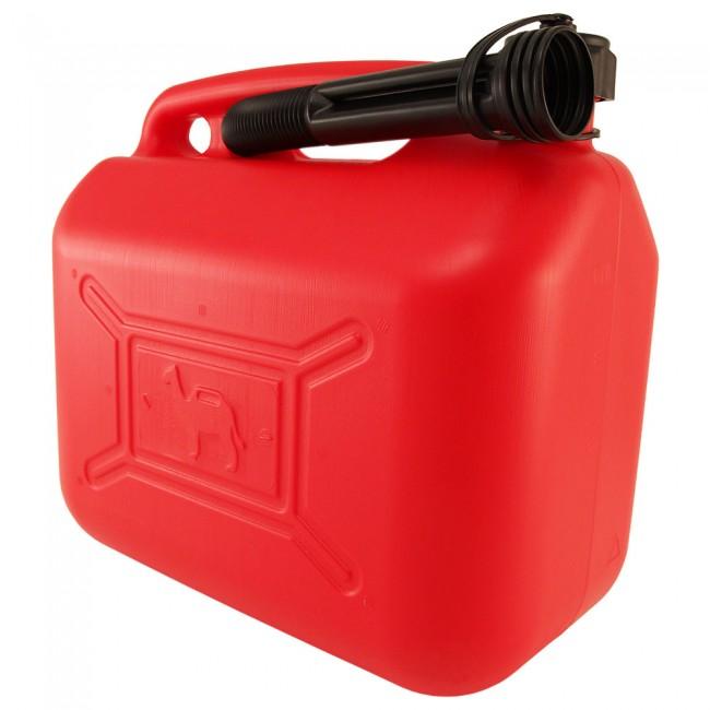 Garrafas para gasolina con capacidad para 5 10 y 20 litros for Antorchas para jardin combustible