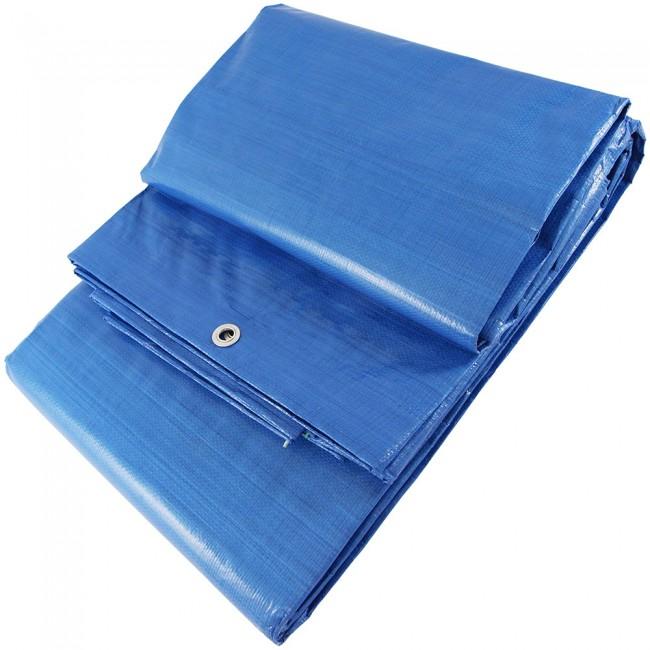 Toldo lona cubierta protector de polietileno impermeable for Toldo piscina precio