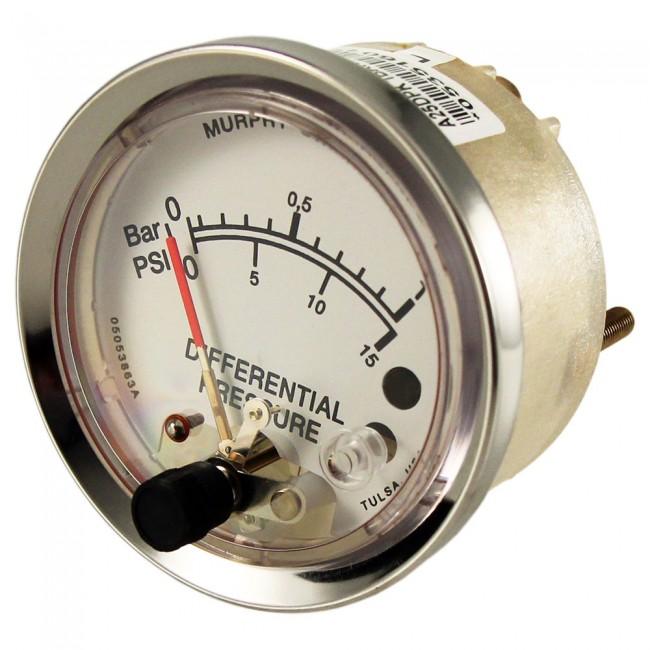 Man metro diferencial de presi n murphy redes hidr ulicas for Manometro para medir presion de agua