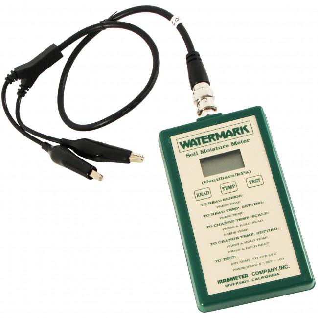 Medidor de humedad del suelo apto para todo tipo de cultivos - Medidor de humedad ...