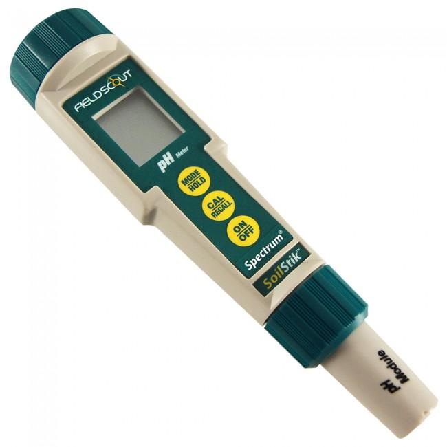 Medidor de ph del suelo y de sustancias l quidas ph metro for Medidor ph tierra