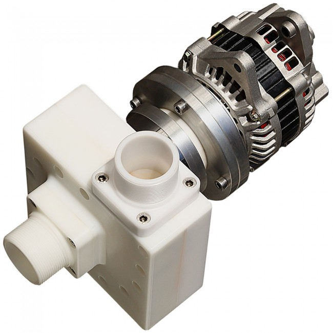 Hoza acogedora personales mini turbina hidraulica precio - Mini generador electrico ...