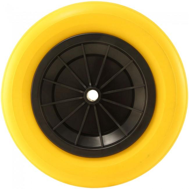 Ruedas impinchables ruedas para carretillas manuales - Precios de carretillas ...