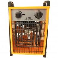 Calefactor eléctrico industrial