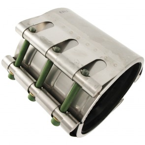 abrazaderas metalicas para reparacion de tuberias