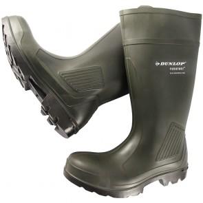 botas para agua dunlop purofort