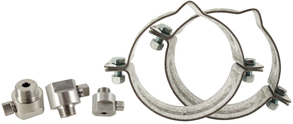 accesorios para pivotes de riego