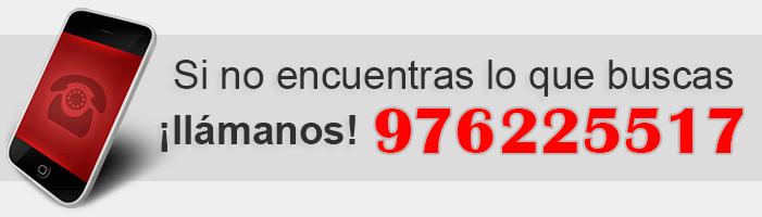 llámanos al 976225517